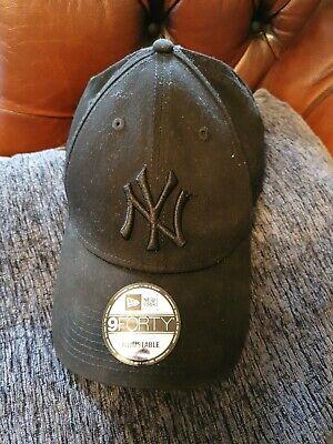 Ny baseball cap New Era Black