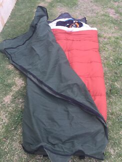 Swag+Carry Bag+Sleeping Bag+Liner Stratton Swan Area Preview