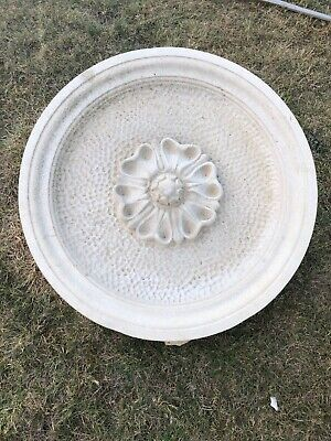 HADDENSTONE House/garden Rose Roundel Plaque
