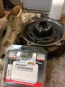 Polaris Sportsman Front Differential