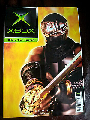 Xbox One Official Magazine #160 NINJA GAIDEN Special Edition Cover YEAR OF XBOX for sale  Shipping to Nigeria
