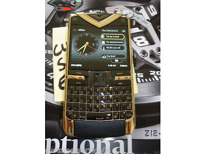 Real Vertu Constellation Quest 18K Yellow Gold SUPER RARE MUST OWN MSRP $25K