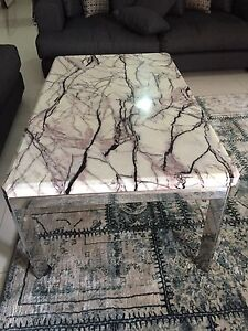 Dinning Table & Coffee Table Mount Lewis Bankstown Area Preview