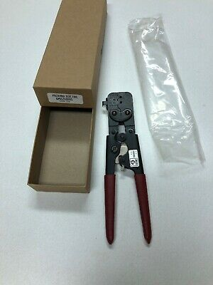 Delphi 15359995 Crimp Tool 22-16 Ga Gt-150 S Metri-pack Gm Packard 37a11017