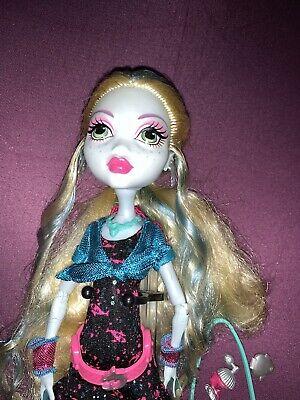 Monster High Lagoona Blue Ghouls Night - Monster High Lagoona