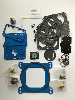 Holley Carb 4BBL rebuild kit 600/750 CFM 3160,4150,4160 models @ £33.00*Freepost
