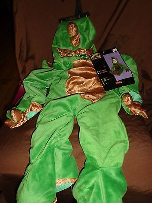 Totally Ghoul 6-8 Months Plush Dinosaur Costume Halloween Kids - Kids Ghoul Costume