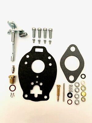 Case Va Series Tractor Carburetor Kit - Marvel Schebler Tsx 114 212 253 597