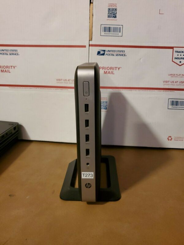 HP T630 Thin Client Mini AMD GX-420GI 2.0GHz 8GB 128Gb NO OS No power adapter