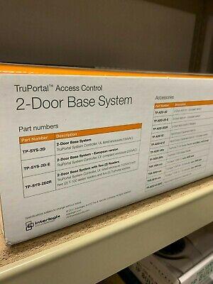 Truportal Access Control 2-door Base System