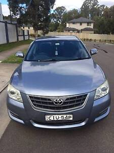 2008 Toyota Aurion Sedan St Marys Penrith Area Preview