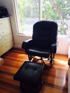 Glider nursing chair excellent condition Caulfield North Glen Eira Area Preview