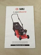 LAWN MOWER , LINE EDGE TRIMMER AND BLOWER FOR SALE Punchbowl 2196 Canterbury Area Preview