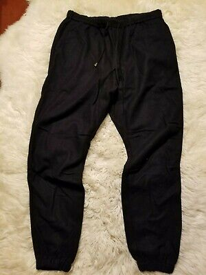 NWT EAST HARBOUR SURPLUS ARMY SWEAT PANTS VINTAGE LOOK 36 38 XL L KAPITAL