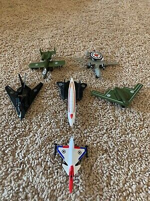 Matchbox Toy Fighter Jets Airplanes
