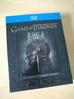 GoT Staffel 1 Blu-ray Game of Thrones & Steelbook GoT 2+3+4 Baden-Württemberg - Heidelberg Vorschau
