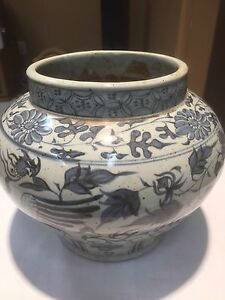 Chinese antique jar