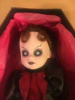 LIVING DEAD DOLL - Series II (2) - Lizzie Borden - GOTH Horror