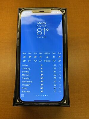 Apple iPhone 12 Pro Max 512gb Carrier Locked AT&T Pacific Blue *Blacklisted*