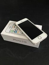 iPhone 5S - 32 gb - Gold - Unlocked Eden Hill Bassendean Area Preview