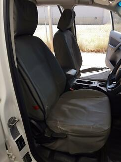 Canvas seat covers for Ford Ranger 2013