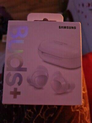 Samsung Galaxy Buds+ 2020 White New Sealed Wireless Wireless Earbuds