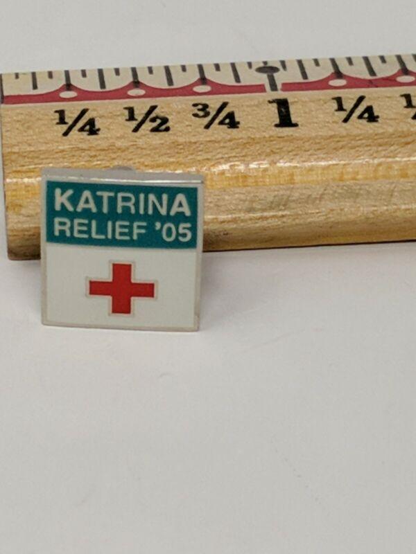American Red Cross ARC Katrina Relief