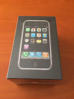 IPHONE 1st Generation 2G 16Gb New Sealed Very Rare Collection Model A1203
