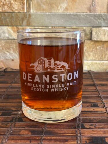 DEANSTON Collectible Whiskey Glass 8 oz