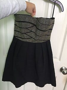 GUESS & BEBE dresses gently worn