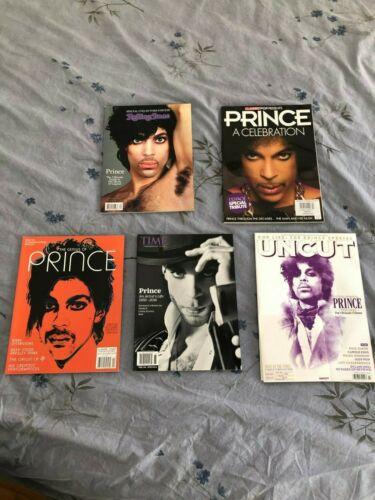 PRINCE Magazine Lot