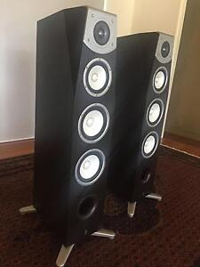 Audiophile Stereo Loudspeakers Home Theatre Paradise Point Gold Coast North Preview