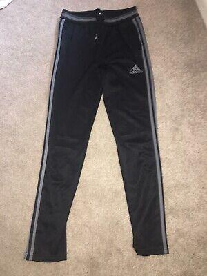 adidas Condivo 16 Training Skinny Pants - Navy//Blue Small Adult