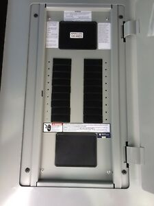 Siemens electrical box.
