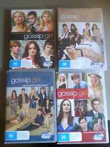 Dvds Gossip Girl Series 1-5 Newcastle Newcastle Area Preview