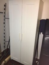 Wardrobe - chest of draws - desk - mattress - clothes rail - must go Neutral Bay North Sydney Area Preview