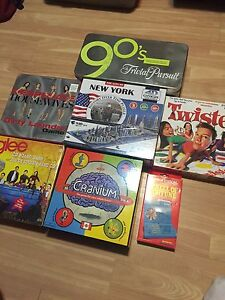 Assorted Board Games in great condition