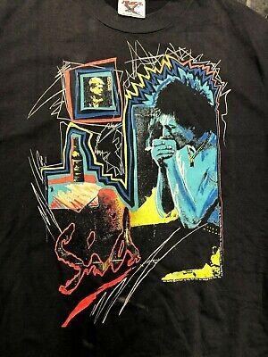 Vintage Rock T Shirt - Sid Vicious L Sex Pistols Glen Matlock Band Black Punk