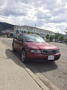 1999 Audi A4 1.8 Turbo all wheel drive
