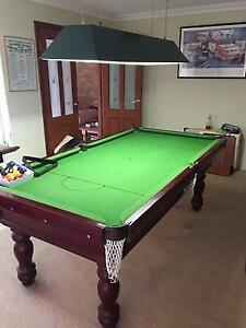 Pool Table and Accessories  **QUICK SALE** Kiara Swan Area Preview