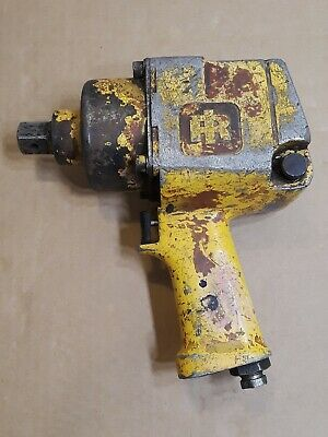 Ingersoll Rand 1720p Impactool 34 Drive Pneumatic Impact Wrench Yellow