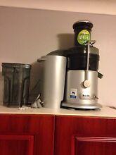 Breville Juice Machine EUC Auburn Auburn Area Preview
