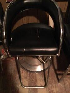 Salon hair chair