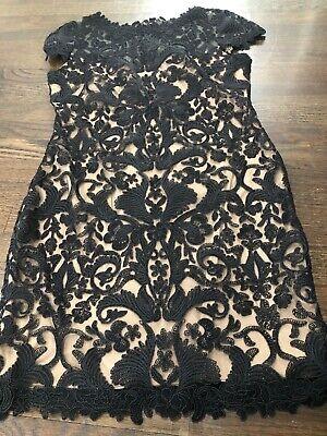 Tadashi Shoji Lace Dress Size 14