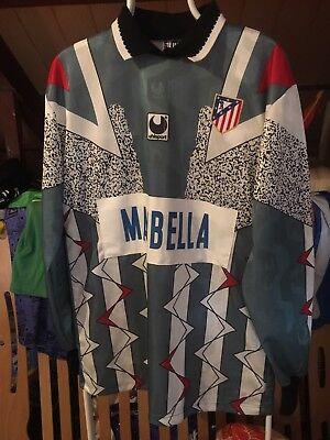 Camiseta Futbol Portero Atlético Madrid Vintage