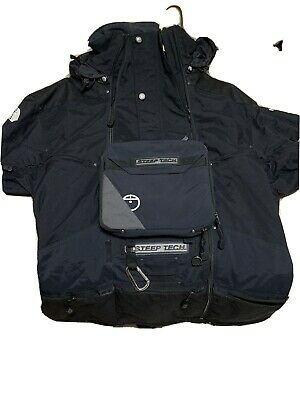North Face STEEP TECH mens Original XL jacket Black