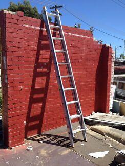 Gorilla Extenstion Ladder 3.1m to 5.3m 13.4kg