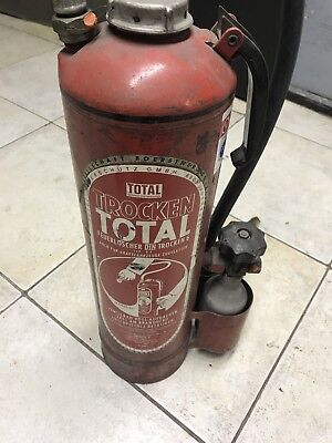 Antiquitäten Total Feuerlöscher