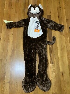 Halloween Costumes 18 24 Months (Halloween Costume Monkey Banana 18-24 Months Toddler KidJumpsuit NWT Hyde &)