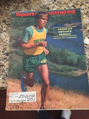 Steve Prefontaine Poster///'The Gift/'//13x19 inches